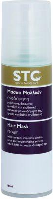 STC Hair възстановяваща маска за увредена коса
