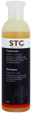 STC Hair champô para lavagem frequente de cabelo