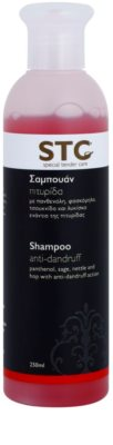 STC Hair Shampoo gegen Schuppen