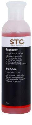STC Hair champô para cabelo pintado