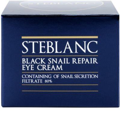 Steblanc Black Snail Repair oční krém s hlemýždím extraktem 4