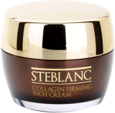 Steblanc Collagen Firming creme nutritivo intensivo para reduzir os sinais de envelhecimento
