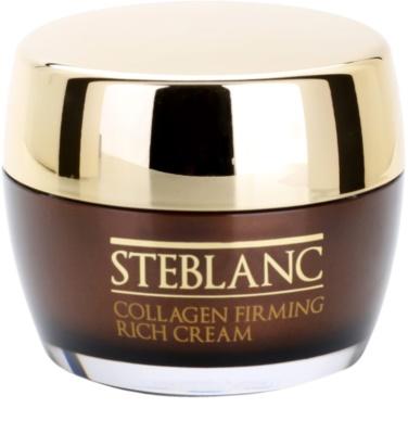 Steblanc Collagen Firming krem intensywnie odżywczy redukujący objawy starzenia