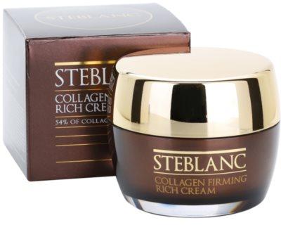 Steblanc Collagen Firming intensive nährende Creme zur Reduzierung von Alterserscheinungen 3