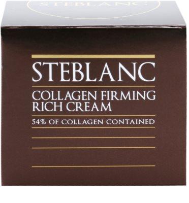 Steblanc Collagen Firming intensive nährende Creme zur Reduzierung von Alterserscheinungen 4