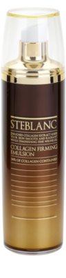 Steblanc Collagen Firming emulsión facial para reducir los signos del envejecimiento