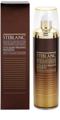 Steblanc Collagen Firming öregedés jeleit csökkentő emulzió arcra 2