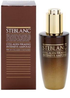 Steblanc Collagen Firming Ser pentru reducerea semnelor de imbatranire 1