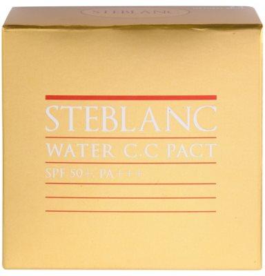 Steblanc Water kompaktní CC krém SPF 50+ 3