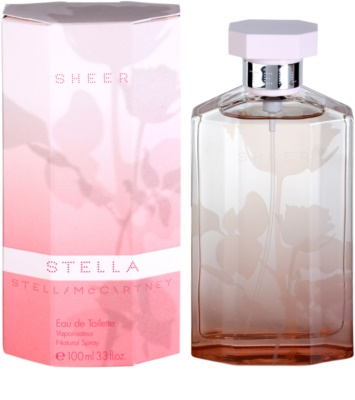 Stella McCartney Stella Sheer 2009 Eau de Toilette für Damen