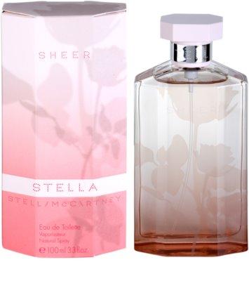 Stella McCartney Stella Sheer 2009 eau de toilette para mujer