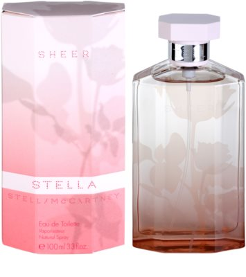 Stella McCartney Stella Sheer 2009 Eau de Toilette pentru femei