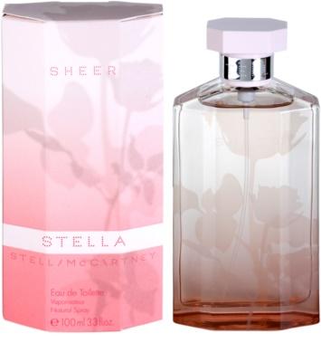 Stella McCartney Stella Sheer 2009 toaletna voda za ženske