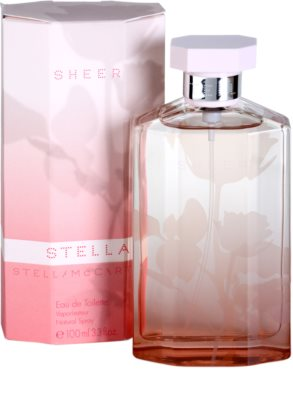 Stella McCartney Stella Sheer 2009 Eau de Toilette für Damen 1