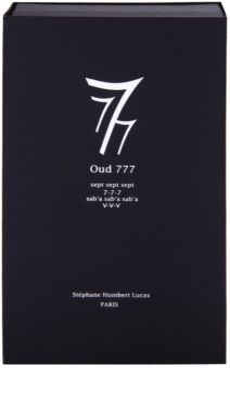 Stéphane Humbert Lucas 777 777 Oud 777 парфюмна вода унисекс 4