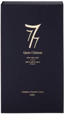 Stéphane Humbert Lucas 777 777 Qom Chilom eau de parfum unisex 4