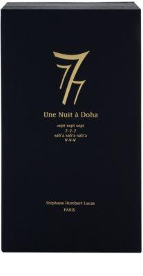 Stéphane Humbert Lucas 777 777 Une Nuit a Doha Eau de Parfum unisex 4
