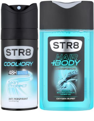 STR8 Cool & Dry coffret presente 1