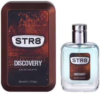 STR8 Discovery eau de toilette para hombre