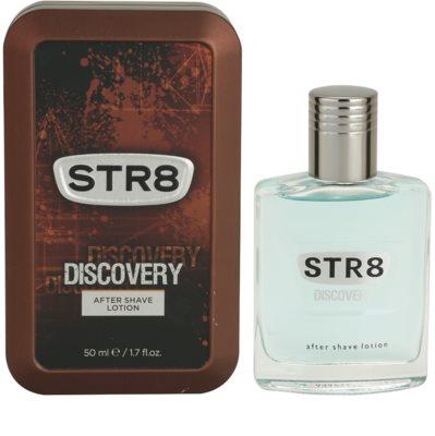 STR8 Discovery borotválkozás utáni arcvíz férfiaknak