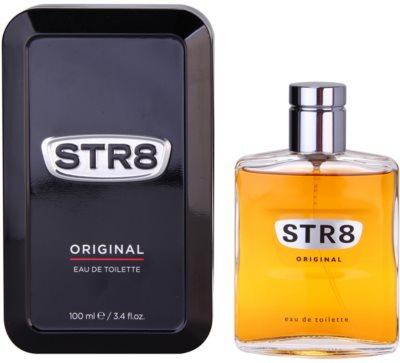 STR8 Original Eau de Toilette für Herren