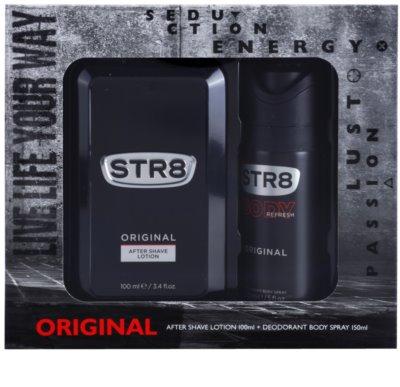 STR8 Original подарунковий набір