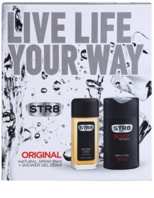 STR8 Original lote de regalo 2