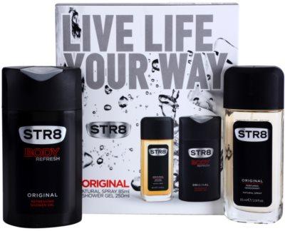 STR8 Original coffret presente