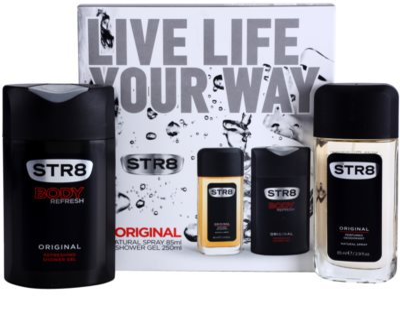 STR8 Original darilni set
