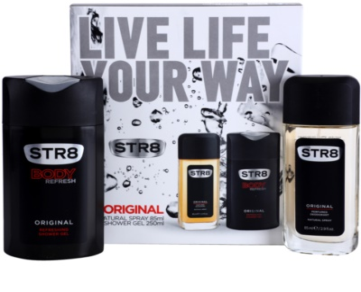 STR8 Original Geschenkset