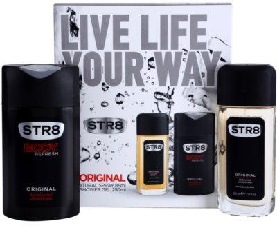 STR8 Original set cadou