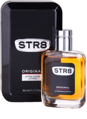 STR8 Original after shave para homens 1