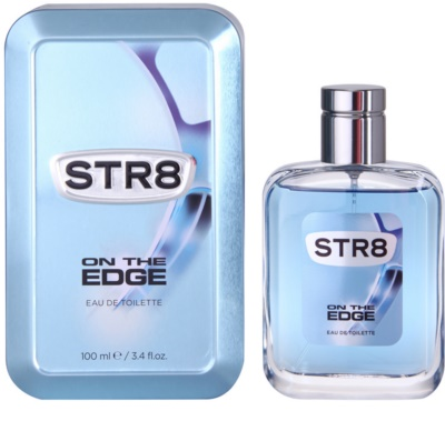 STR8 On the Edge Eau de Toilette para homens