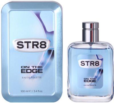 STR8 On the Edge toaletna voda za moške
