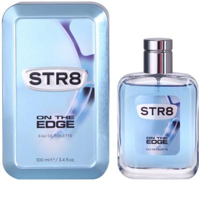STR8 On the Edge туалетна вода для чоловіків