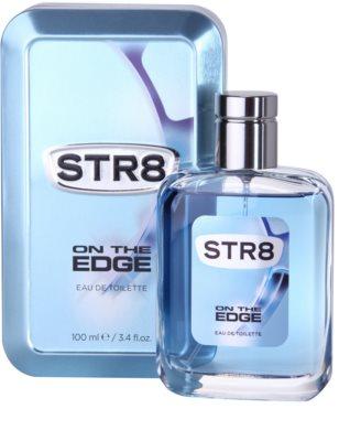 STR8 On the Edge toaletní voda pro muže 1
