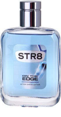 STR8 On the Edge after shave para homens 2