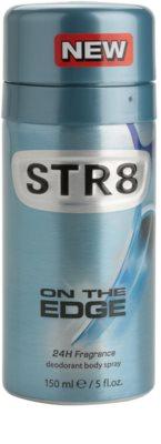 STR8 On the Edge deodorant Spray para homens