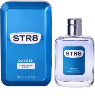 STR8 Oxygene loción after shave para hombre
