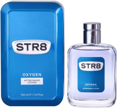 STR8 Oxygene woda po goleniu dla mężczyzn