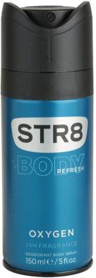STR8 Oxygene Deo-Spray für Herren