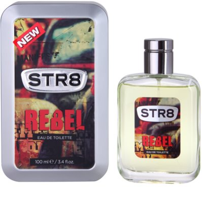 STR8 Rebel Eau de Toilette für Herren