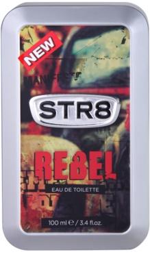STR8 Rebel toaletna voda za moške 4
