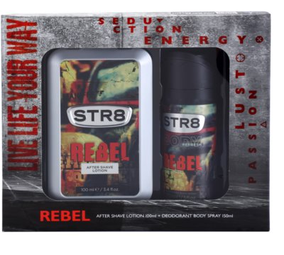 STR8 Rebel dárkové sady