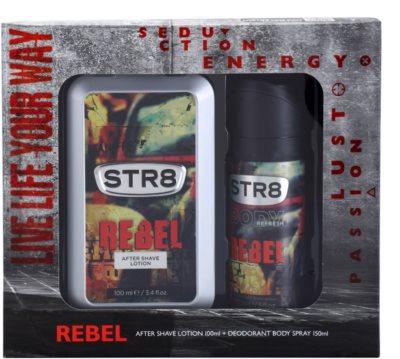 STR8 Rebel Geschenksets