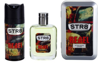 STR8 Rebel lotes de regalo 1