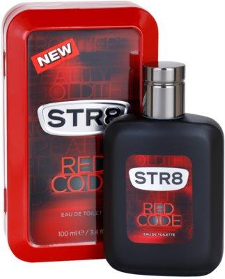 STR8 Red Code тоалетна вода за мъже 1