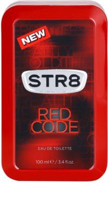 STR8 Red Code Eau de Toilette für Herren 5