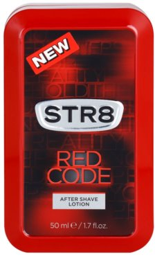 STR8 Red Code After Shave für Herren 4
