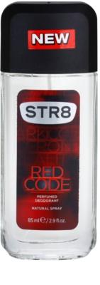 STR8 Red Code Deo mit Zerstäuber für Herren
